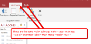 Access_Custom_Ribbon_tabs