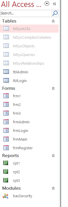 Access Database Users And Permissions Example