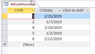 How to setup cascading comboboxes in datasheet subform